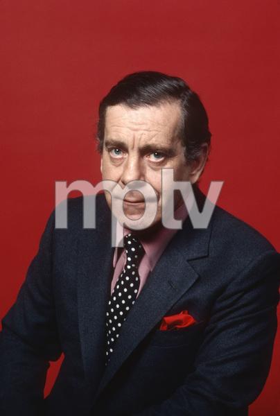 """60 Minutes""Morley Safercirca 1982© 1982 Patrick D. Pagnano - Image 24351_0025"