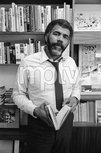 """60 Minutes""Ed Bradleycirca 1981© 1981 Patrick D. Pagnano - Image 24351_0033"