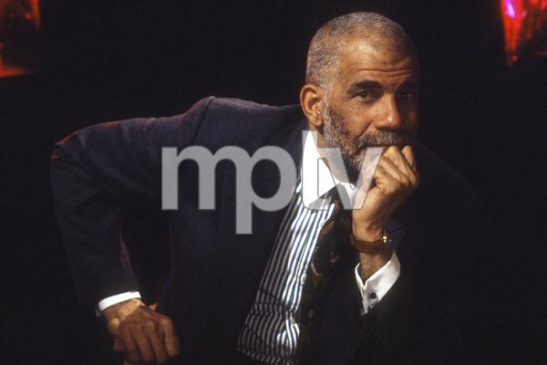 """60 Minutes""Ed Bradleycirca 1993© 1993 Patrick D. Pagnano - Image 24351_0034"
