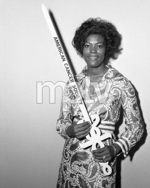 Dionne Warwick1972© 1978 Barry Kramer - Image 24354_0010