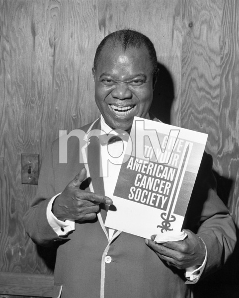 Louis Armstrong1966© 1978 Barry Kramer - Image 24354_0017