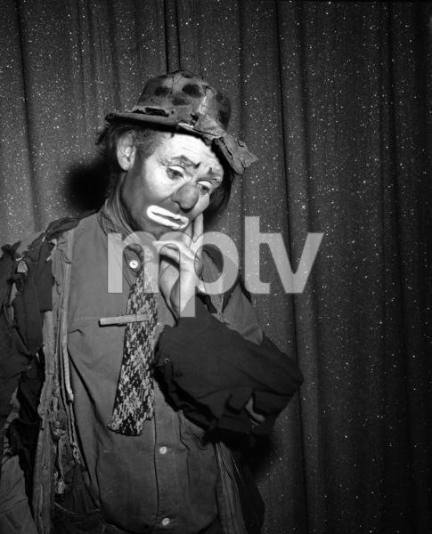 Emmett Kellycirca late 1940s© 1978 Barry Kramer - Image 24354_0030