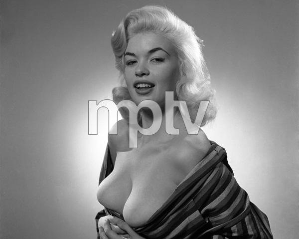 Jayne Mansfield circa 1950s © 1978 Barry Kramer - Image 24354_0035