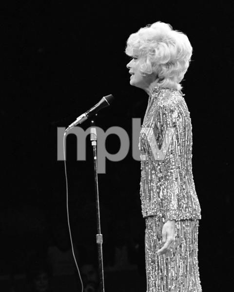 Carol Channing performing at Westbury Music Fair in New York 1971 © 1978 Barry Kramer - Image 24354_0210