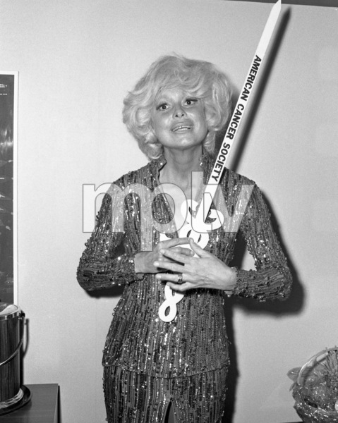 Carol Channing1971© 1978 Barry Kramer - Image 24354_0231