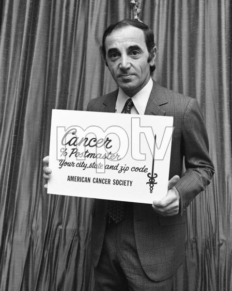 Charles Aznavour1970© 1978 Barry Kramer - Image 24354_0232