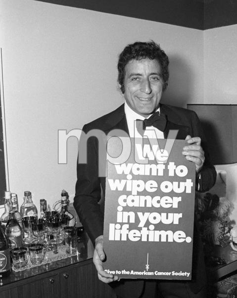 Tony Bennett1974© 1978 Barry Kramer - Image 24354_0258