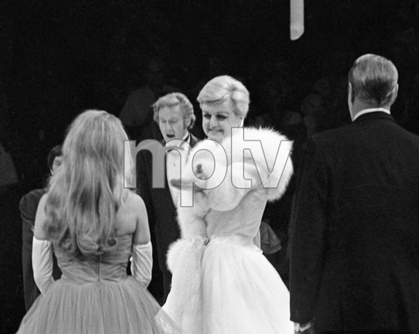 """Angela Lansbury performing in """"Mame"""" at the Westbury Music Fair in New York1972© 1978 Barry Kramer - Image 24354_0261"""
