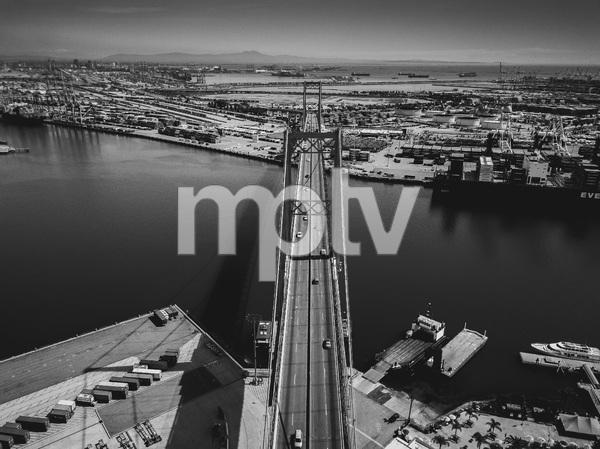 Vincent Thomas Bridge, Los Angeles, California2017© 2017 Jason Mageau - Image 24361_0319