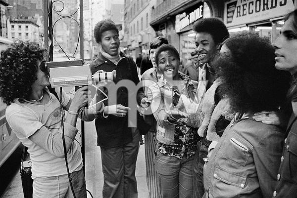 The Chelsea Hotel in New York Citycirca 1973-1974© 1978 Peter Angelo Simon - Image 24364_0018