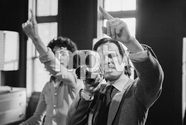 Jean-Pierre Leaud at the Chelsea Hotel in New York Citycirca 1973-1974© 1978 Peter Angelo Simon - Image 24364_0024