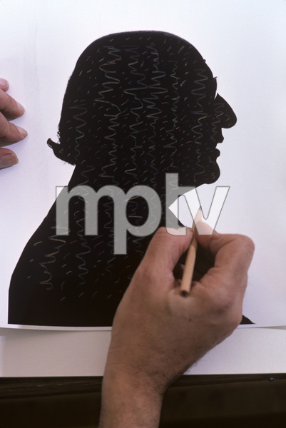Milton GlaserOctober 1984© 1984 Peter Angelo Simon - Image 24364_0048