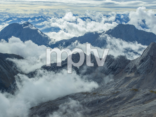 Zugspitze, the highest mountain in Germany2009© 2017 Viktor Hancock - Image 24366_0058