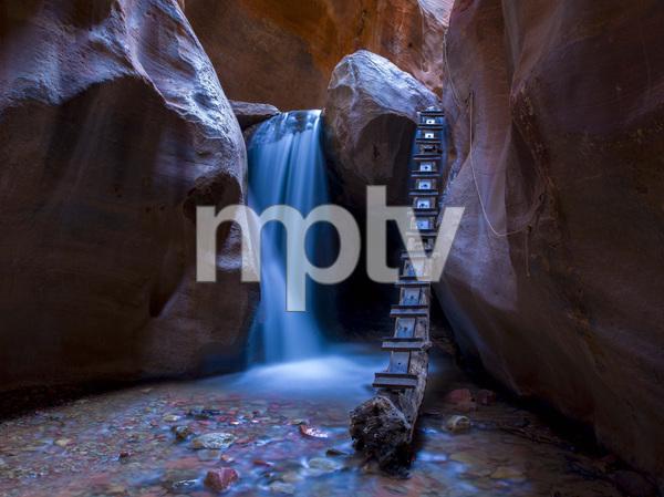 Kanarraville Falls in Zion National Park, Utah2017© 2017 Viktor Hancock - Image 24366_0064