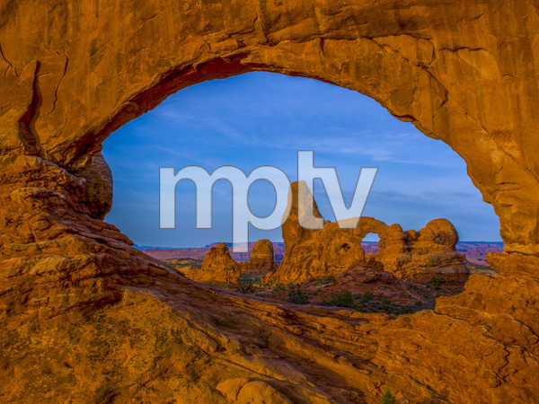North Window, Arches National Park, Utah2012© 2017 Viktor Hancock - Image 24366_0096