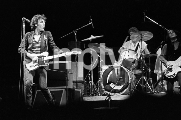 Bruce Springsteen at the Forum in Los Angeles1978© 1978 Ivy Ney - Image 24372_0004