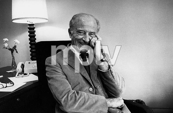 Fred Zinnemann1979© 1979 Steve Banks - Image 24377_0016