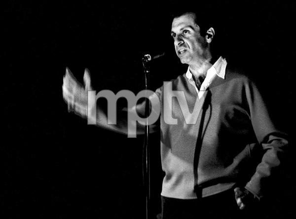 Mort Sahl 1966© 1978 Steve Banks - Image 24377_0044