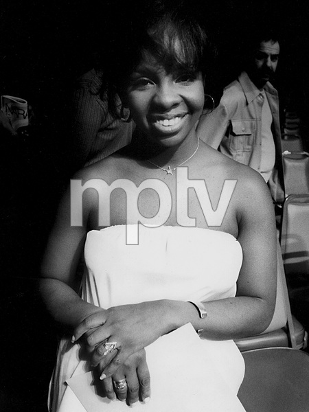 Gladys Knight in Hollywood 1977© 1978 Steve Banks - Image 24377_0102