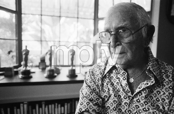 Harry Warren at his Beverly Hills home 1978© 1978 Steve Banks - Image 24377_0106