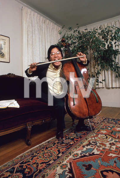 Yo-Yo Ma1981© 1981 Michael Mella - Image 24382_0006