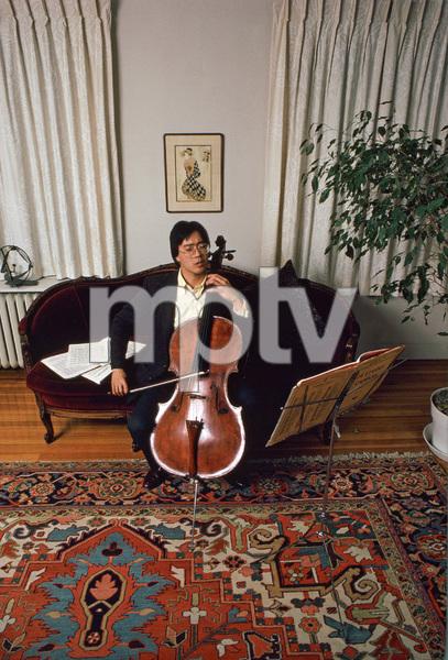 Yo-Yo Ma1981© 1981 Michael Mella - Image 24382_0007