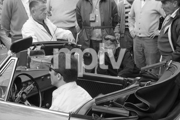 """The Graduate""Dustin Hoffman, director Mike Nichols1967** I.V.C. - Image 24383_0032"