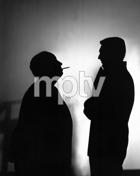 """""""Notorious""""Director Alfred Hitchcock, Cary Grant1946** I.V. - Image 24383_0196"""