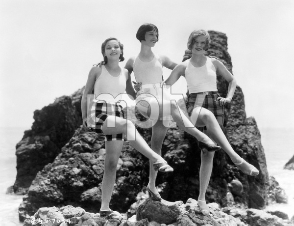 Louise Brooks, Sally Blane and Nancy Phillipscirca 1920s** I.V. - Image 24383_0346