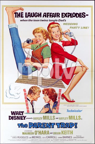 """""""The Parent Trap"""" (poster)1961** I.V. - Image 24383_0356"""