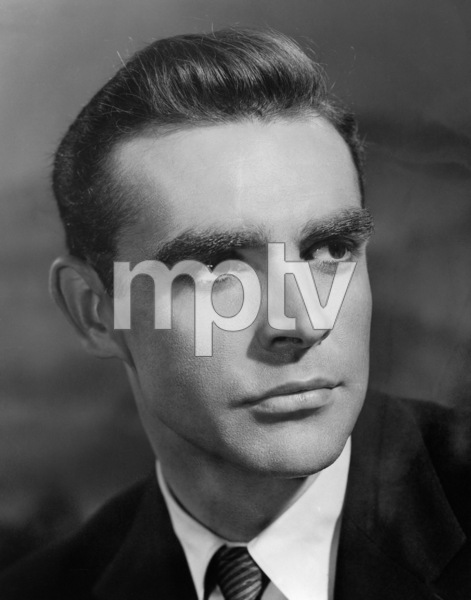 """Sean Connery in """"Another Time, Another Place""""1958** I.V. - Image 24383_0393"""