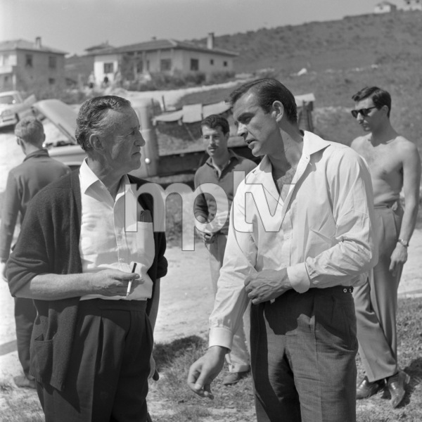 """""""From Russia with Love"""" Ian Fleming, Sean Connery 1963 ** I.V. - Image 24383_0397"""