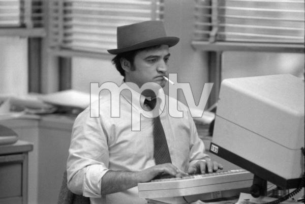 """John Belushi in """"Continental Divide""""1981** I.V. - Image 24383_0550"""