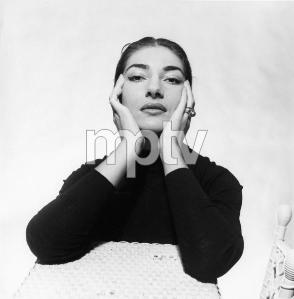 Maria Callascirca 1950s** I.V. - Image 24383_0554