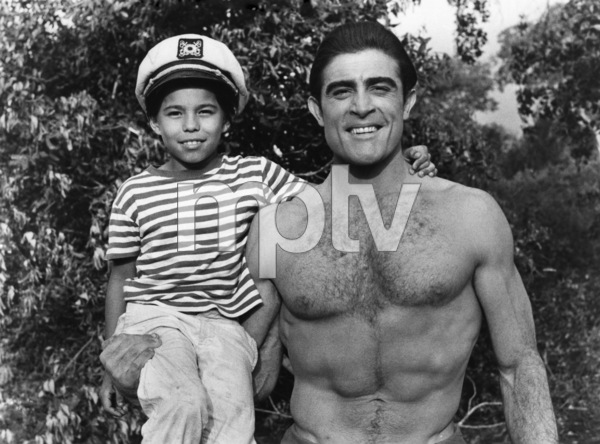 """Tarzan and the Great River""Manuel Padilla Jr., Mike Henry1967** I.V. - Image 24383_0638"