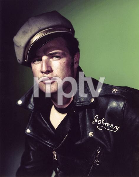 """The Wild One""Marlon Brando1953** I.V. - Image 24383_0930"