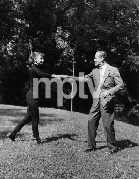 """""""Funny Face""""Fred Astaire, Audrey Hepburn1957** B.D.M. - Image 24384_0117"""