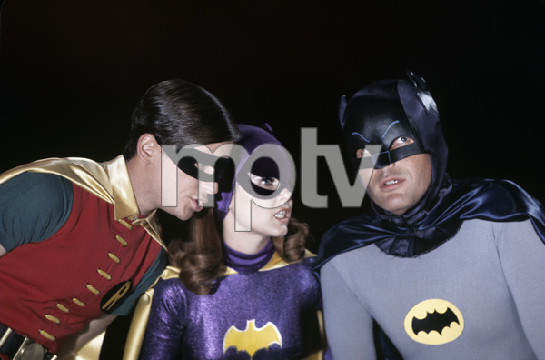 """Batman""Burt Ward, Yvonne Craig, Adam West1967© 1978 Jean Cummings - Image 24385_0015"