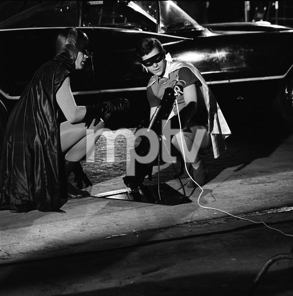 """Batman""Adam West, Burt Ward1966© 1978 Jean Cummings - Image 24385_0019"