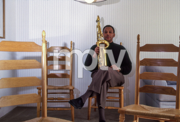 Odean Pope in Cambridge, MA2003© 2003 Lou Jones - Image 24389_0065