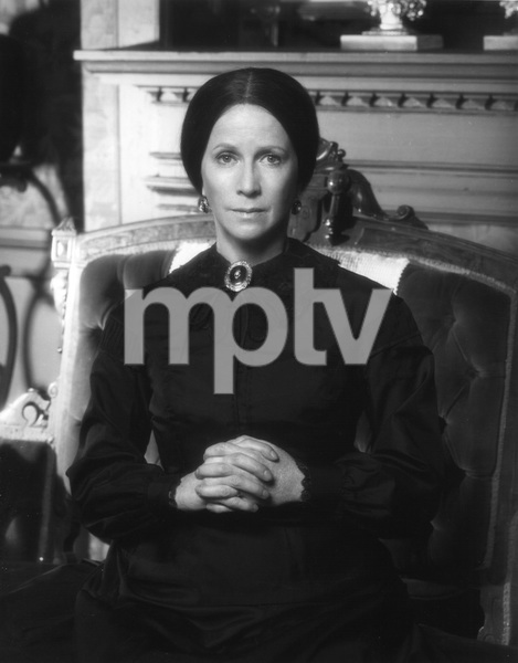 "Julie Harris in ""The Last of Mrs. Lincoln""1976 © 1978 John Engstead - Image 2453_0003"