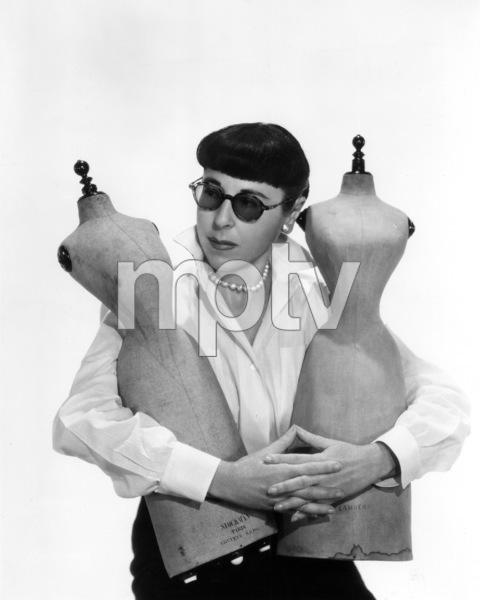 Edith HeadC. 1951 © 1978 Bud Fraker - Image 2466_0011