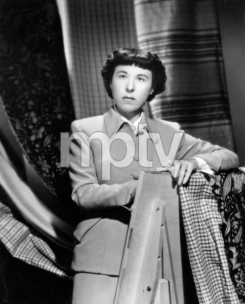 Costume Designer Edith Head, PARAMOUNT, 1949, Photo by Bud Fraker, I.V. - Image 2466_0044