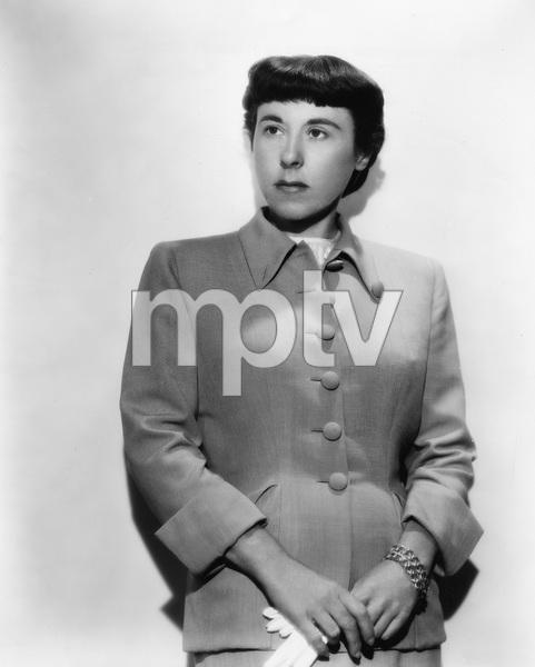 Costume Designer Edith Head, PARAMOUNT, 1949, Photo by Bud Fraker, I.V. - Image 2466_0046