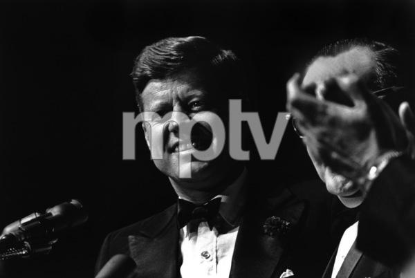 John F. Kennedy in Los Angeles, California1960Photo by Clayton Bud Gray - Image 2554_0031