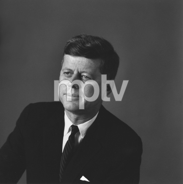 John F. Kennedycirca 1959 © 2000 Mark Shaw - Image 2554_0093