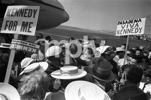 John F. Kennedycirca 1960 © 1978 Bud Gray - Image 2554_0166