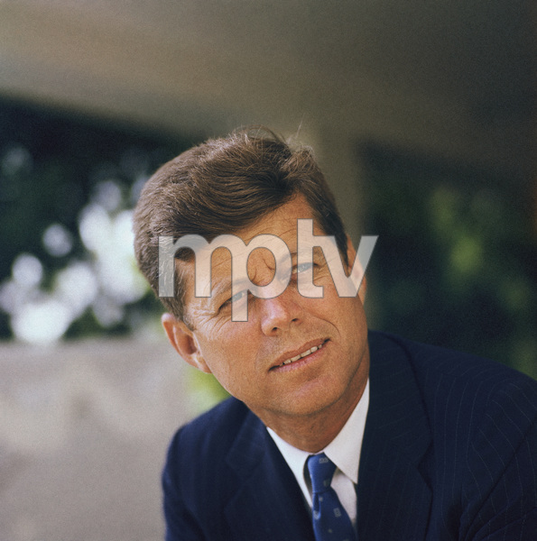 John F. Kennedy at Hyannis Port 1959 © 2010 Mark Shaw  - Image 2554_0182
