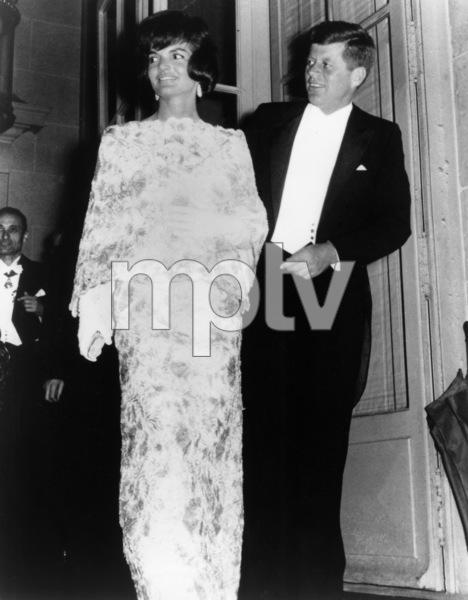 John F. Kennedy and Jacqueline Kennedycirca 1960s** I.V.M. - Image 2554_0203