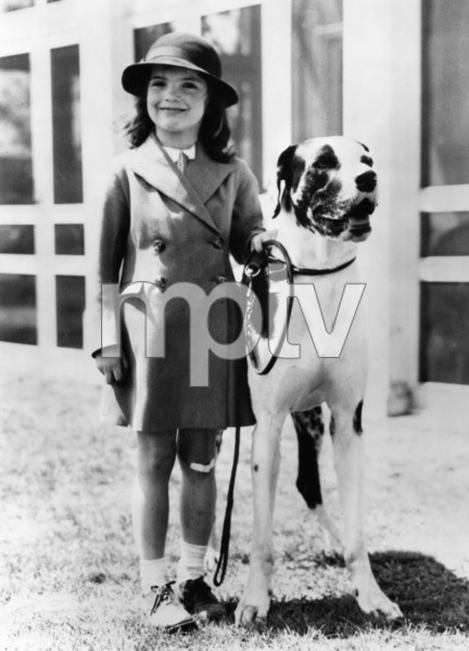 Jacqueline Kennedycirca 1935** I.V.M. - Image 2554_0205